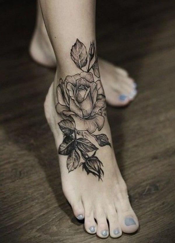 A perfect blossom