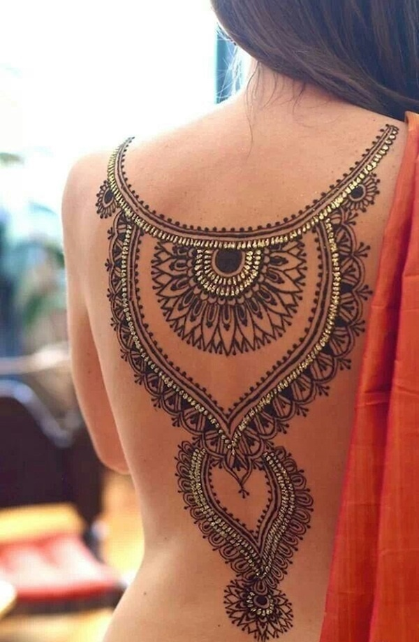 Curved Back Pieces