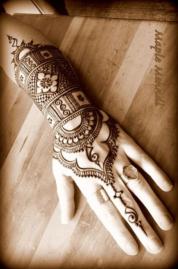 Finger to Forearm Designs