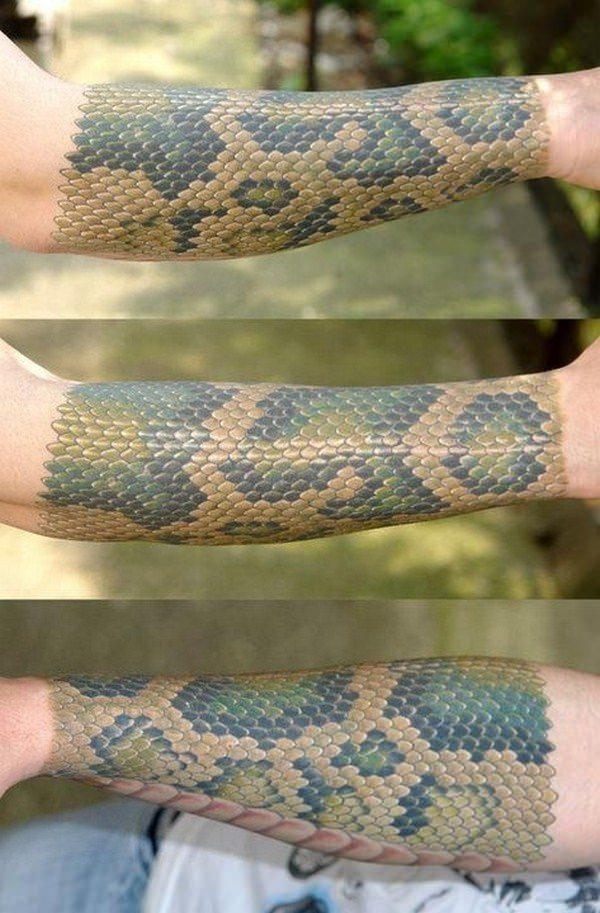 Forearm Tattoos for Men Women 27