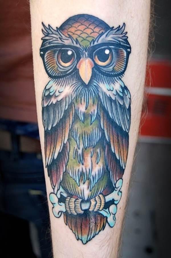 Forearm Tattoos for Men Women 29