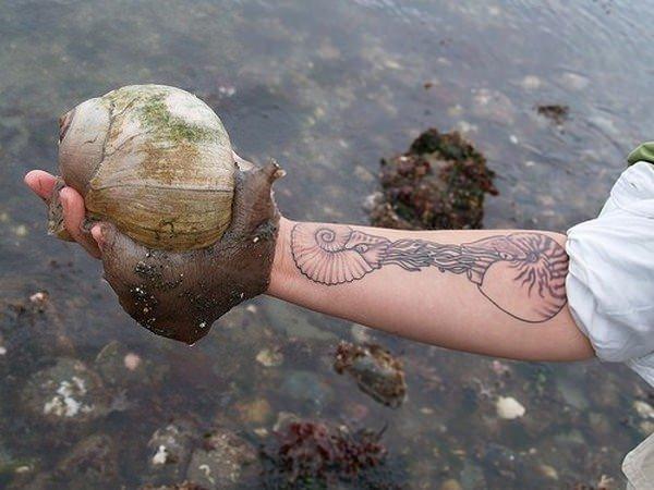 Forearm Tattoos for Men Women 37