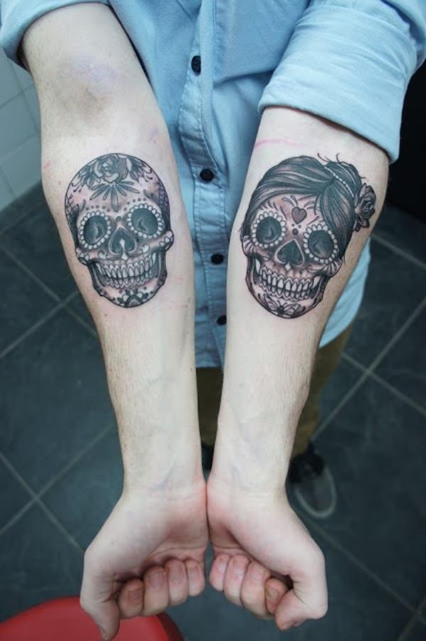 Forearm Tattoos for Men Women 45
