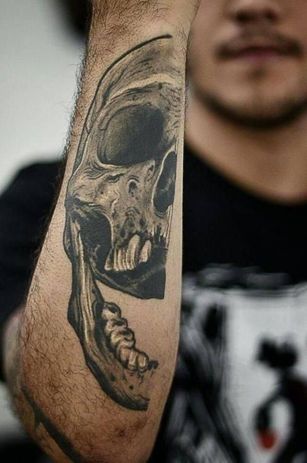 Forearm Tattoos for Men Women 52