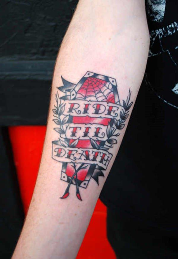 Forearm Tattoos for Men Women 59