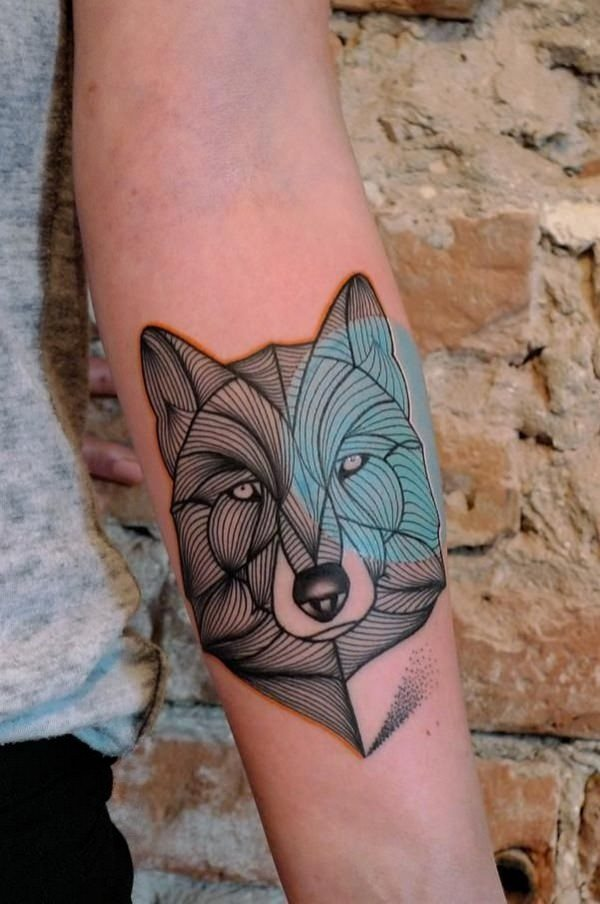 Forearm Tattoos for Men Women 74