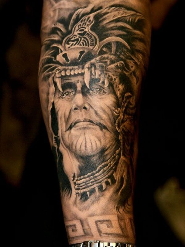 Forearm Tattoos for Men and Women 11