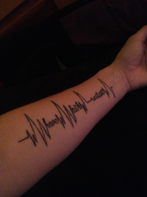 Forearm Tattoos for Men and Women 14