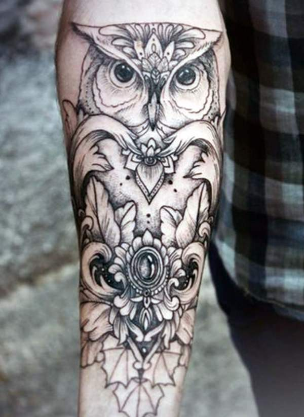 Forearm Tattoos for Men and Women 19