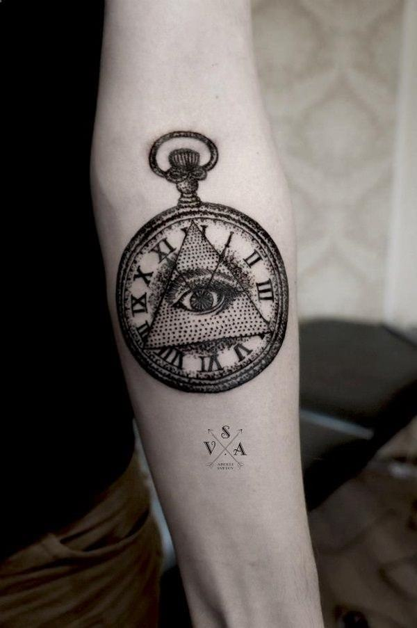 Forearm Tattoos for Men and Women 4