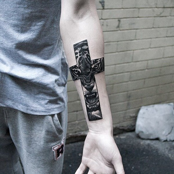 Forearm Tattoos for Men and Women 7