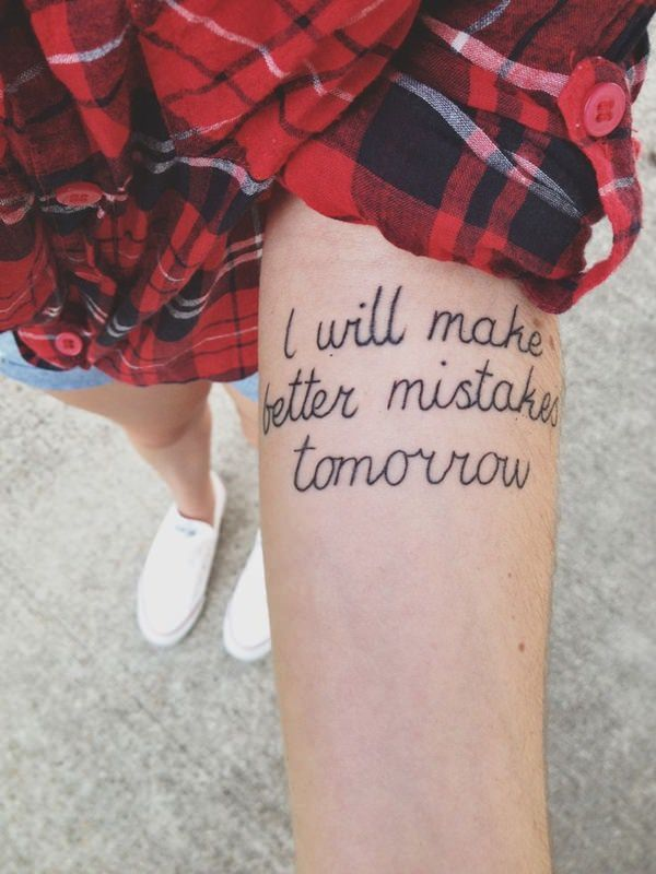 Forearm Tattoos for Men and Women 9