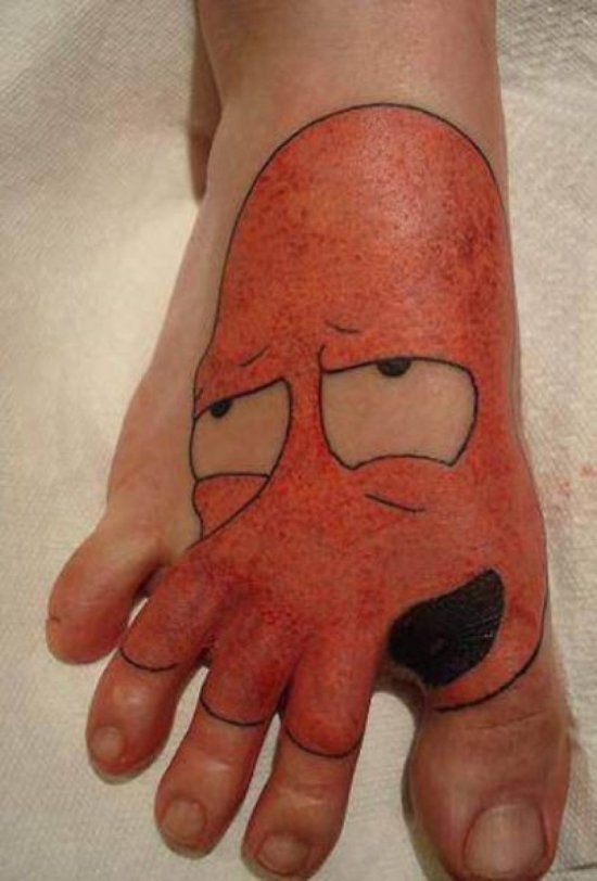 Funniest Tattoos for Men and Women 26