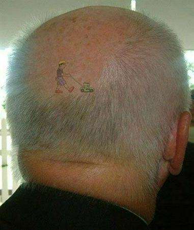 Funniest Tattoos for Men and Women 41