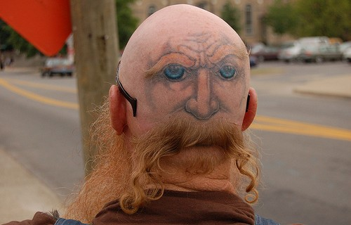 Funniest Tattoos for Men and Women 43