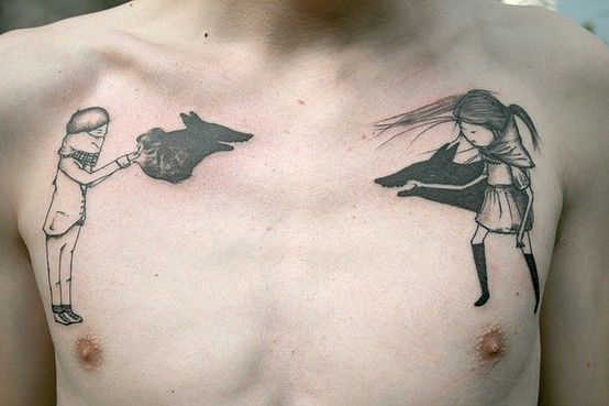 Funniest Tattoos for Men and Women 6