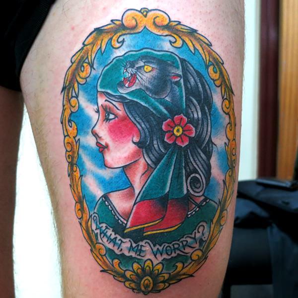 Gypsy Tattoos 10