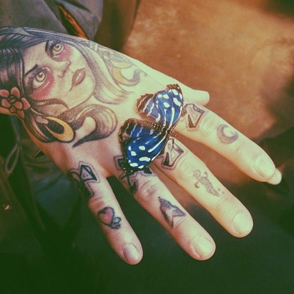 Gypsy Tattoos 12