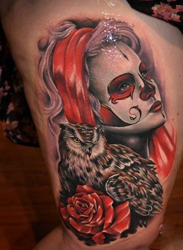 Gypsy Tattoos 14