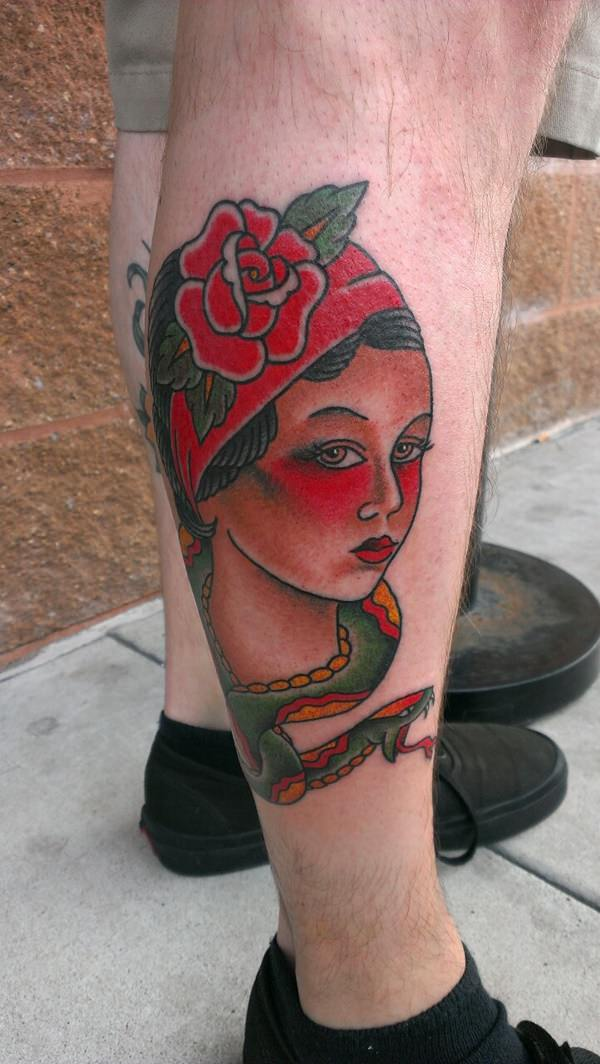Gypsy Tattoos 16