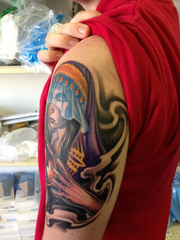 Gypsy Tattoos 18