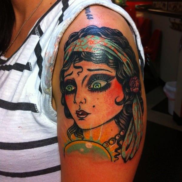 Gypsy Tattoos 19