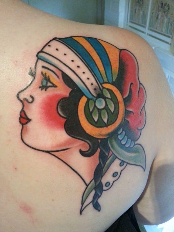 Gypsy Tattoos 20