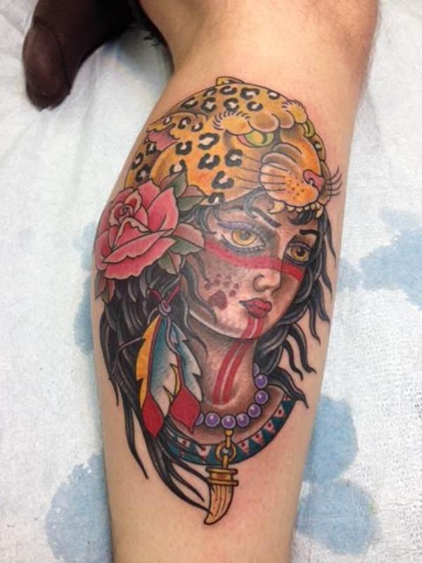 Gypsy Tattoos 21