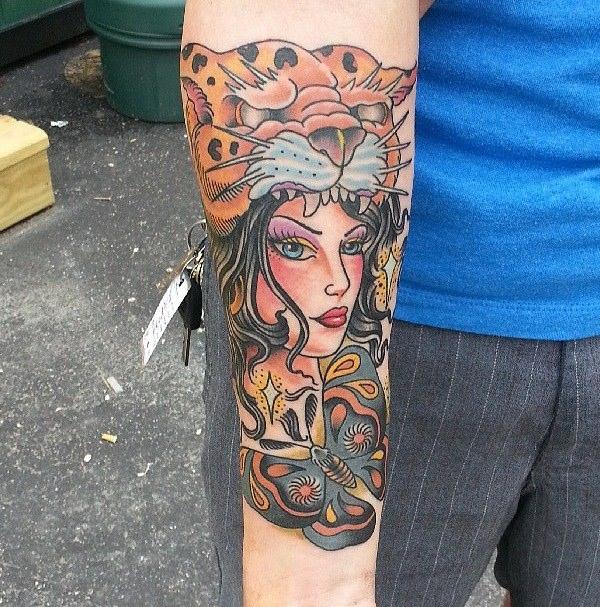 Gypsy Tattoos 22