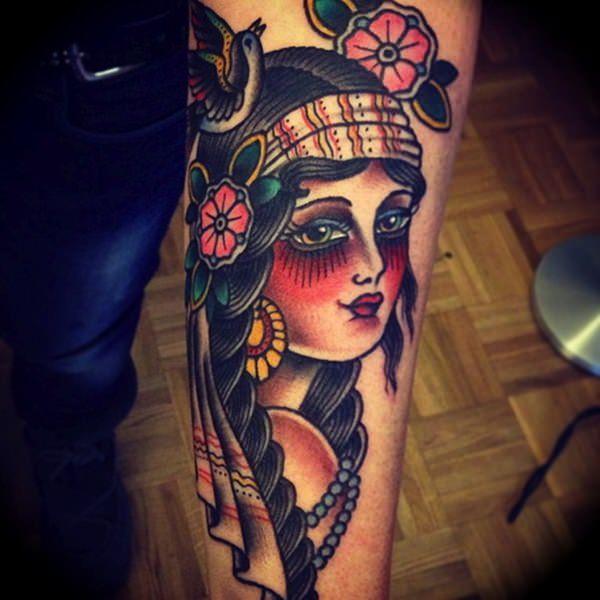 Gypsy Tattoos 23
