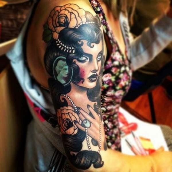 Gypsy Tattoos 24