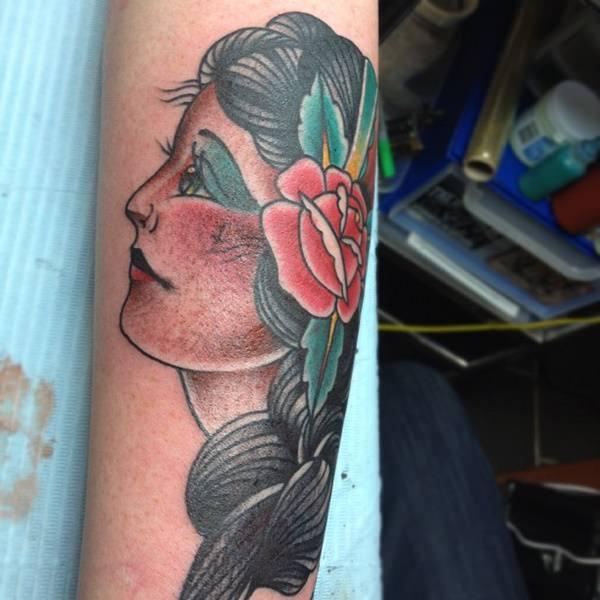 Gypsy Tattoos 28