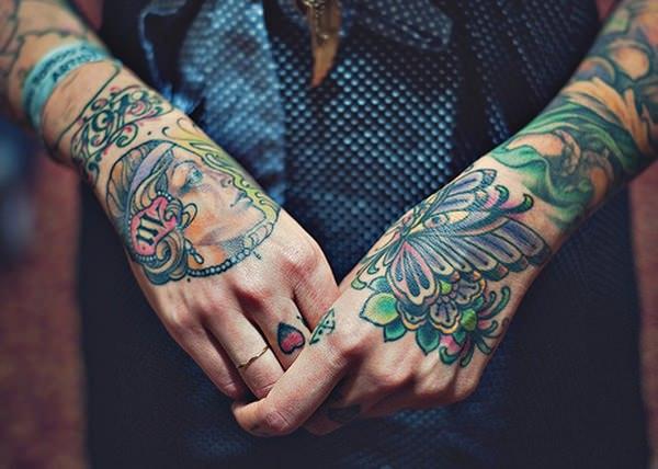 Gypsy Tattoos 29