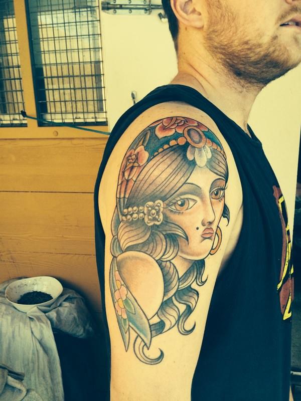 Gypsy Tattoos 3