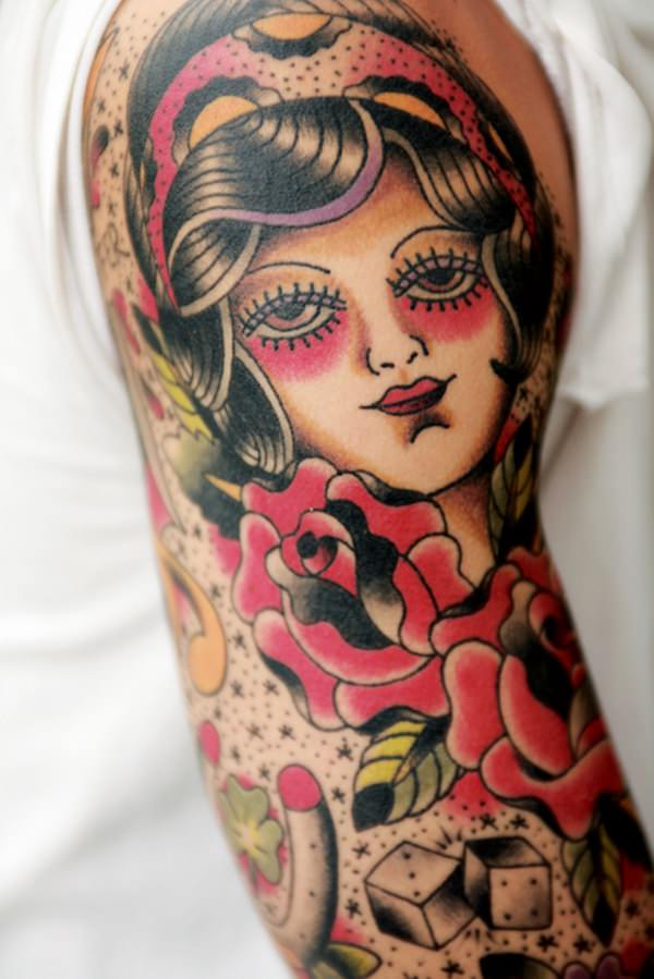 Gypsy Tattoos 32