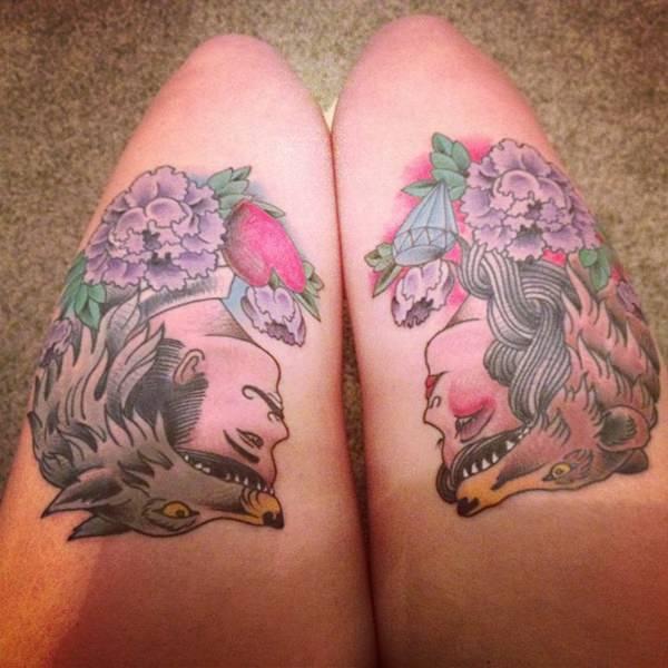 Gypsy Tattoos 33
