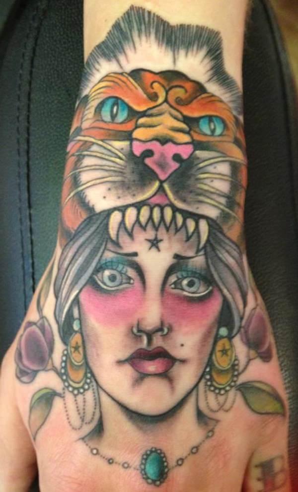 Gypsy Tattoos 34