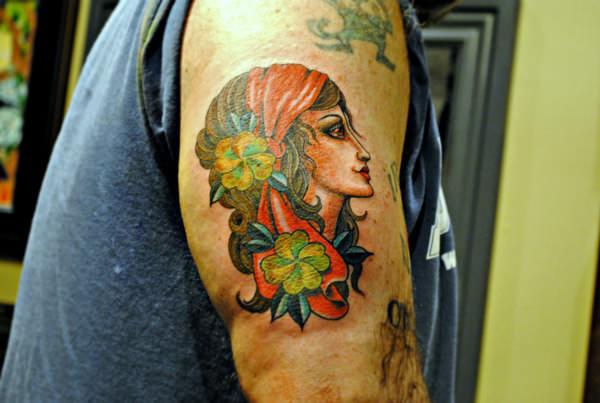 Gypsy Tattoos 37