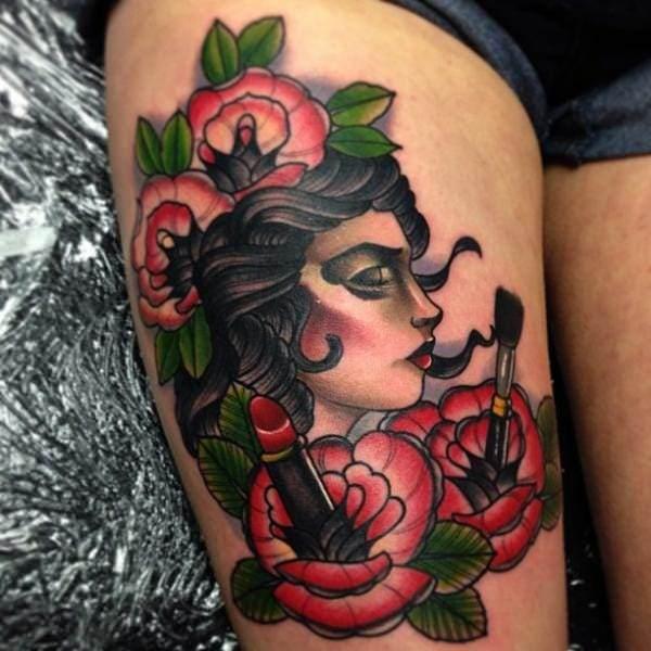 Gypsy Tattoos 39