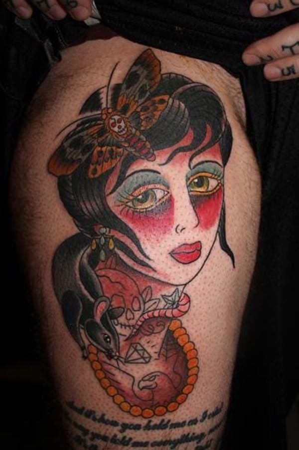 Gypsy Tattoos 41