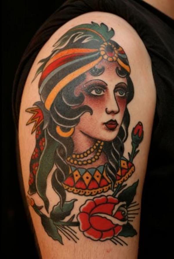 Gypsy Tattoos 42