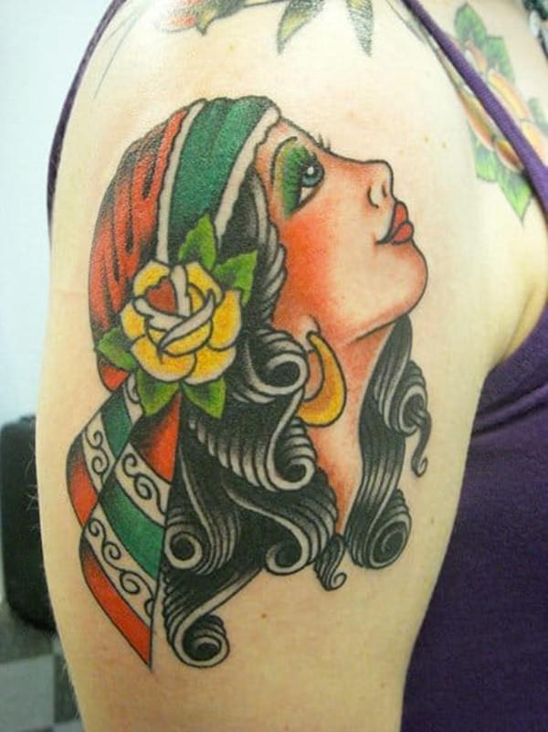 Gypsy Tattoos 43