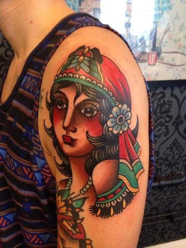 Gypsy Tattoos 45