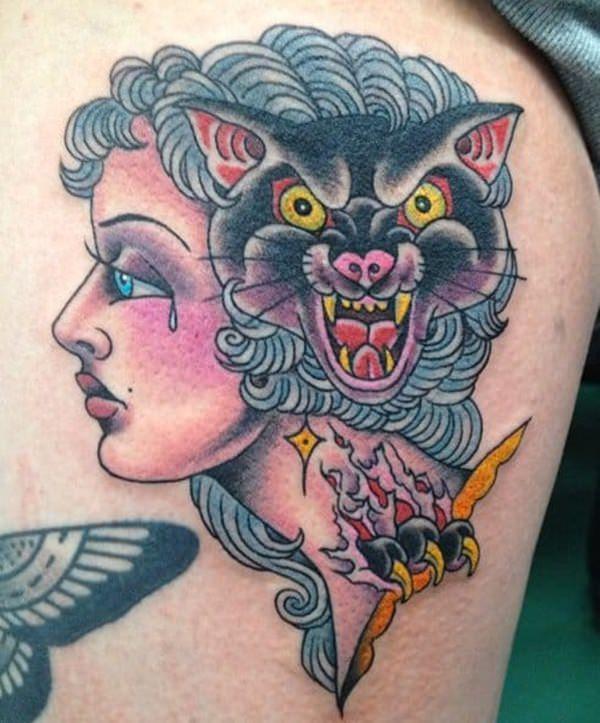Gypsy Tattoos 46