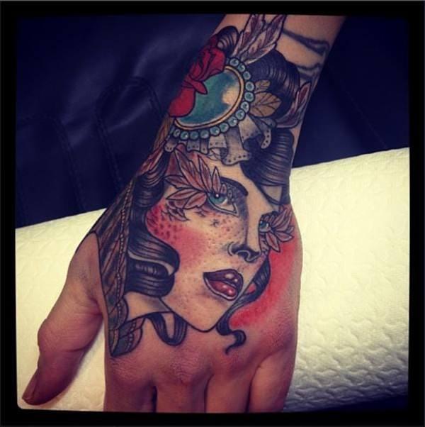 Gypsy Tattoos 49