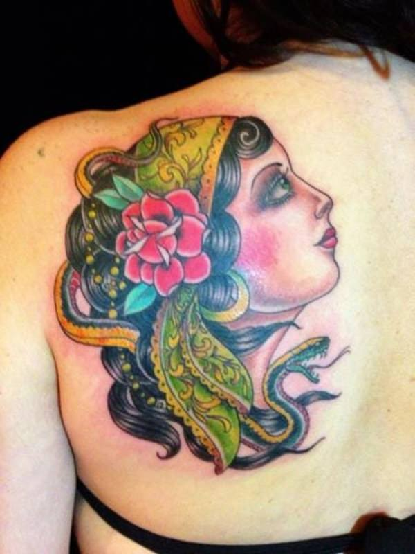 Gypsy Tattoos 50