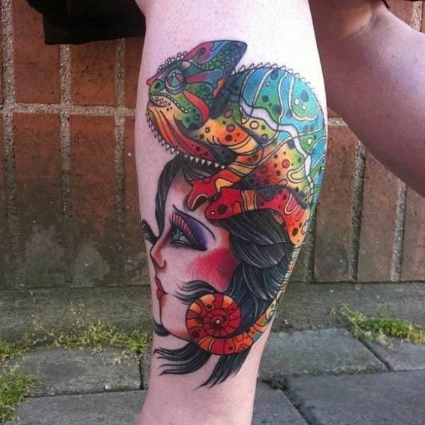 Gypsy Tattoos 52