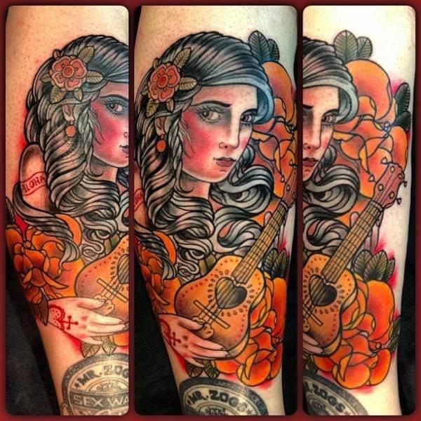 Gypsy Tattoos 53