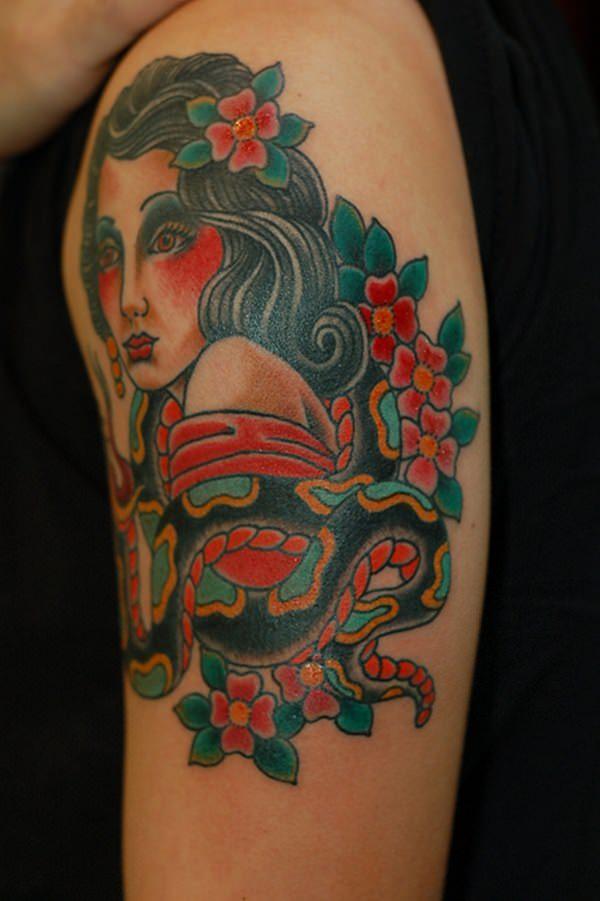 Gypsy Tattoos 6