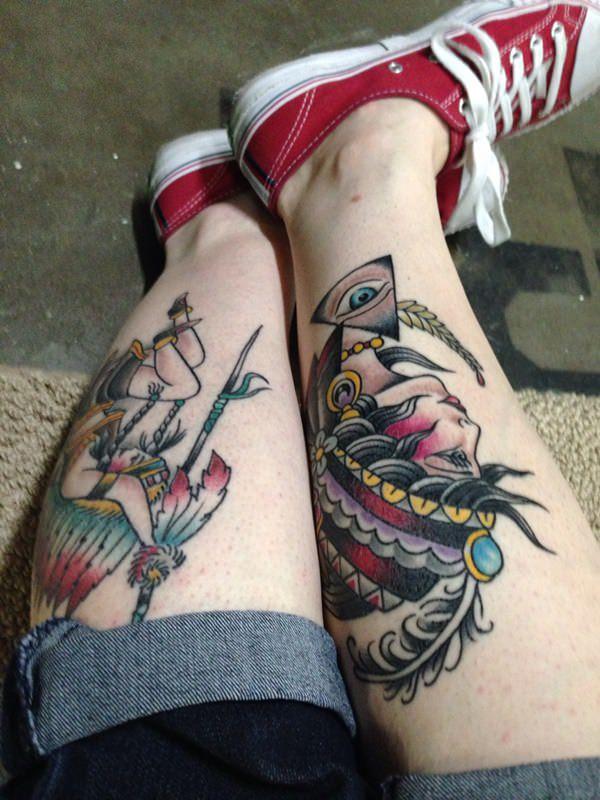 Gypsy Tattoos 7